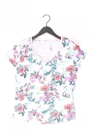 Promod V-Neck Shirt multicolored cotton