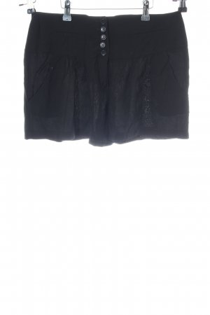 Promod Shorts schwarz Casual-Look