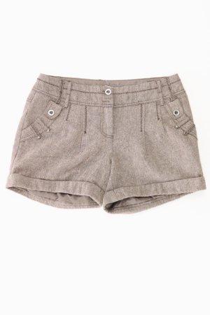 Promod Shorts Größe 38 braun aus Baumwolle
