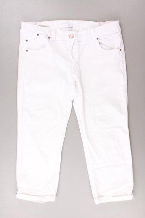 Promod Shorts Größe 40 weiß aus Baumwolle
