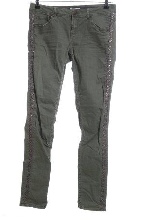 Promod Skinny Jeans khaki Casual-Look