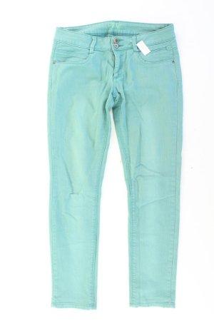Promod Skinny Jeans grün Größe 38