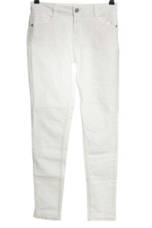 Promod Slim Jeans weiß Casual-Look