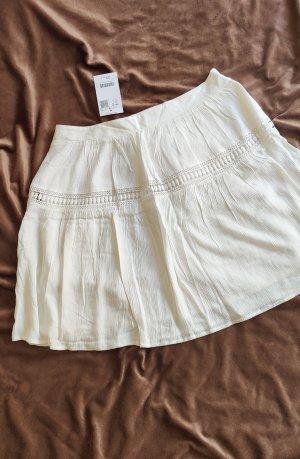 Promod Linen Skirt multicolored