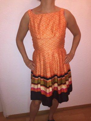 Promod Sommerkleid aus Baumwolle 34 NEU farbenfrohe Impressionen