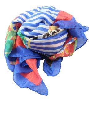 Promod Chal veraniego estampado con diseño abstracto elegante