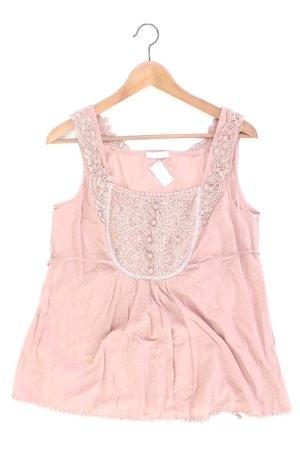 Promod Koronkowa bluzka jasny różowy-różowy-różowy-różowy neonowy