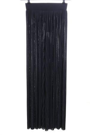 Promod Stoffhose schwarz Elegant