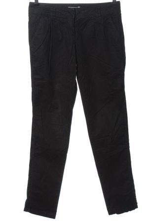 Promod Jersey Pants black business style