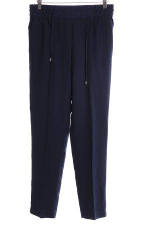 Promod Stoffhose blau Casual-Look