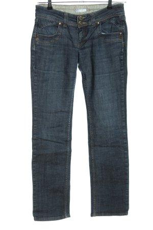 Promod Straight-Leg Jeans blau Casual-Look