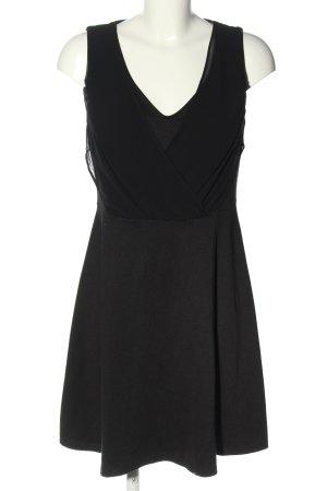 Promod Stretchkleid schwarz Elegant