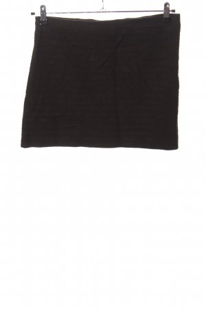 Promod Knitted Skirt black casual look
