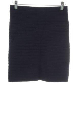 Promod Jupe tricotée noir style décontracté