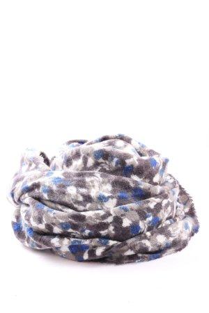 Promod Écharpe en tricot motif abstrait style décontracté