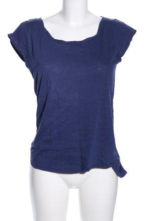 Promod T-Shirt blau Casual-Look