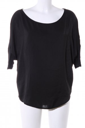 Promod T-Shirt schwarz Casual-Look
