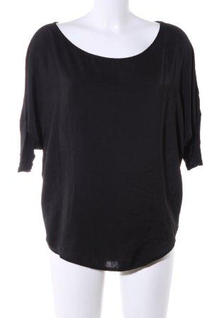 Promod T-Shirt schwarz Casual-Look