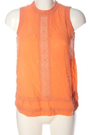 Promod Canotta arancione chiaro stile casual