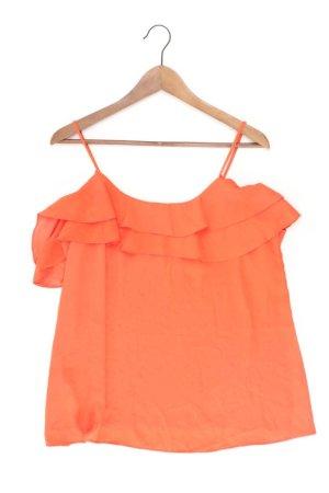 Promod Top orange Größe M