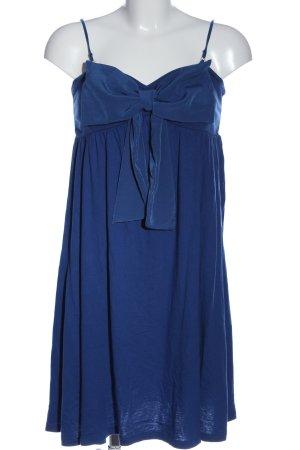 Promod Trägerkleid blau Casual-Look