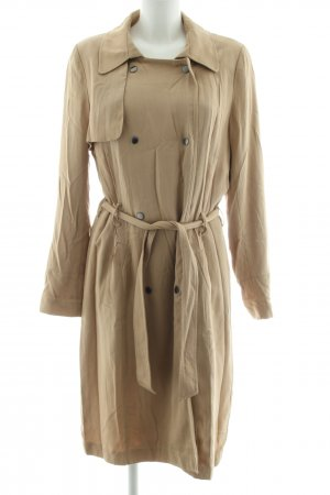 Promod Trenchcoat creme Casual-Look