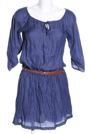 Promod Tunikakleid blau Casual-Look