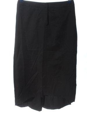 Promod Spódnica midi czarny W stylu casual