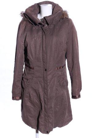 Promod Wintermantel braun Casual-Look