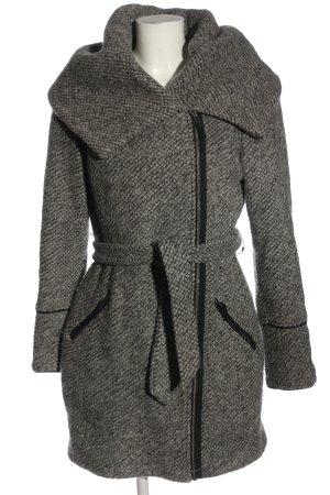 Promod Wollen jas lichtgrijs casual uitstraling