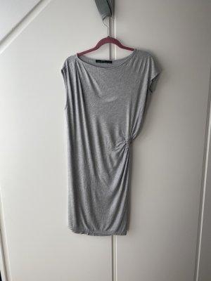 Allsaints Spitalfields Robe courte gris clair