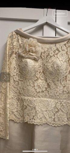 Pronovias Evening Dress cream