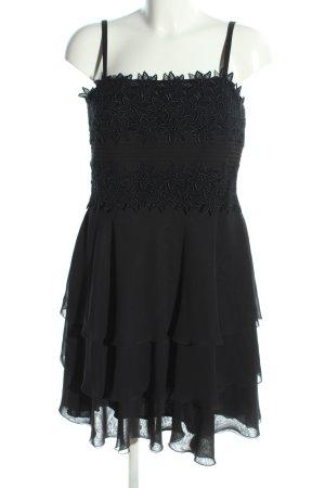 Pronovias Abendkleid schwarz Elegant
