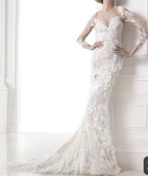 Pronovias Atelier Capricornio, Brautkleid, Wedding, Größe 34-36
