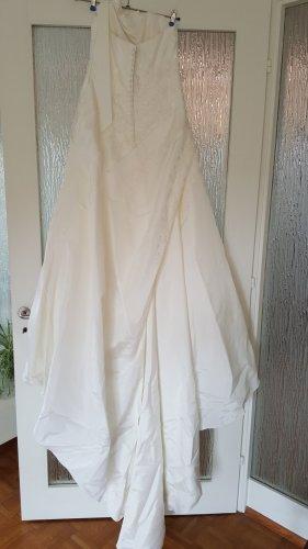 Pronovias Genova Brautkleid ivory white Gr 40/ 42