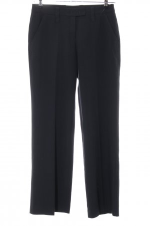 protagonista! Pantalon zwart zakelijke stijl