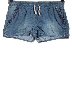 Protest Short en jean bleu style décontracté