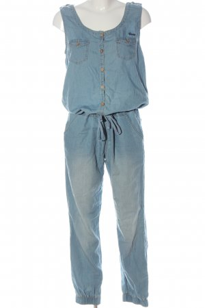 Protest Jumpsuit blue casual look