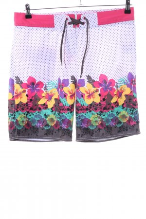 Protest Shorts flower pattern casual look