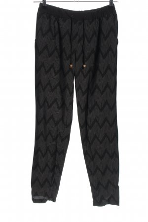 Protest Jersey Pants black-light grey graphic pattern casual look