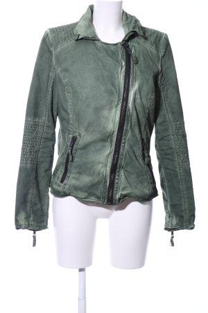 proud Between-Seasons Jacket green casual look