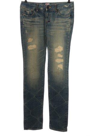 Prps Jeans a gamba dritta blu stile casual