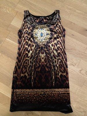 Shirt Dress multicolored