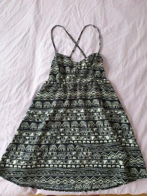 psychedelisches Kleid