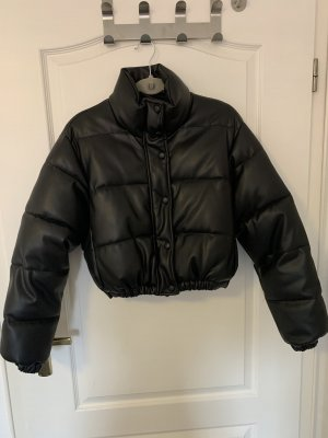 PU - Puffer Jacke Zara XS