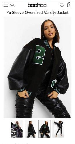 Boohoo College Jacket multicolored