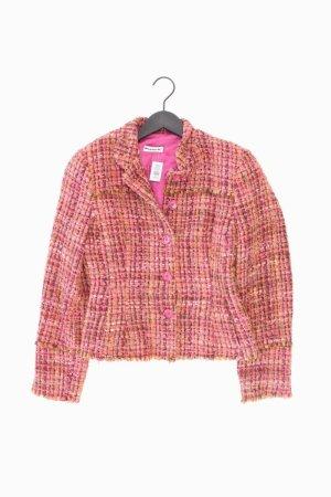 Public Bouclé Jacke Größe 36 mehrfarbig aus Wolle
