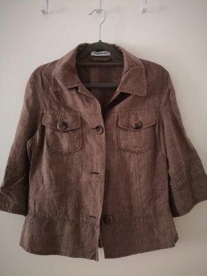Public Damen Hemd Blusen, beige, Gr. 38