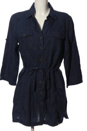 Public Hemd-Bluse blau Casual-Look