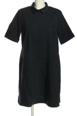 Public Hemdblusenkleid schwarz Business-Look